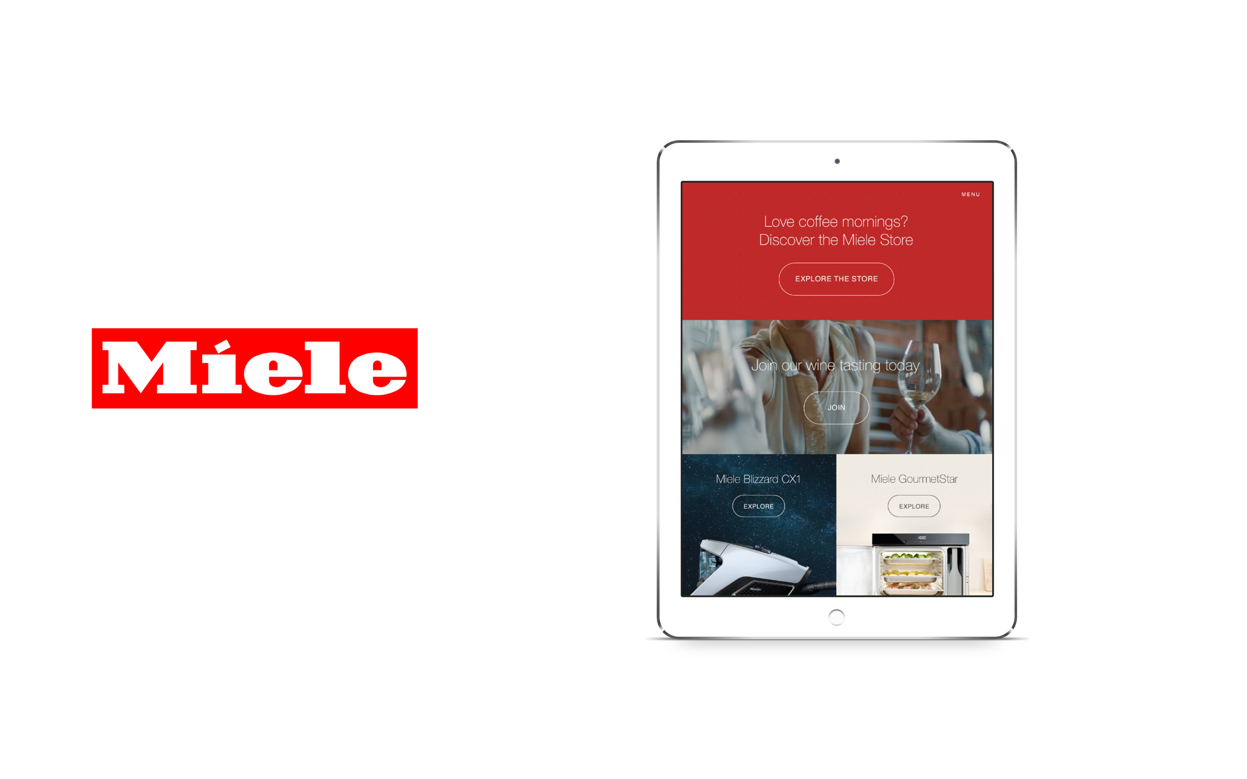 Miele Experience Store